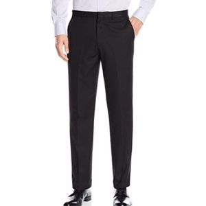 Calvin Klein Black Jonathan Dress Pants